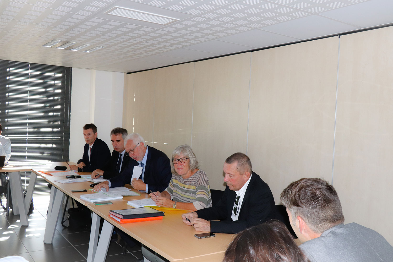 Réunion du Comité de bassin de Corse aujourd'hui à Corti sous la présidence de Saveriu Luciani