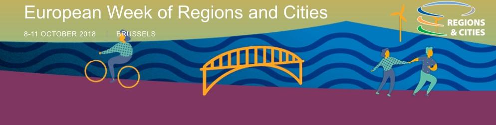 La Corse présente à la 16ème édition de la semaine européenne des régions et villes d'Europe du 8 au 11 octobre prochain à Bruxelles