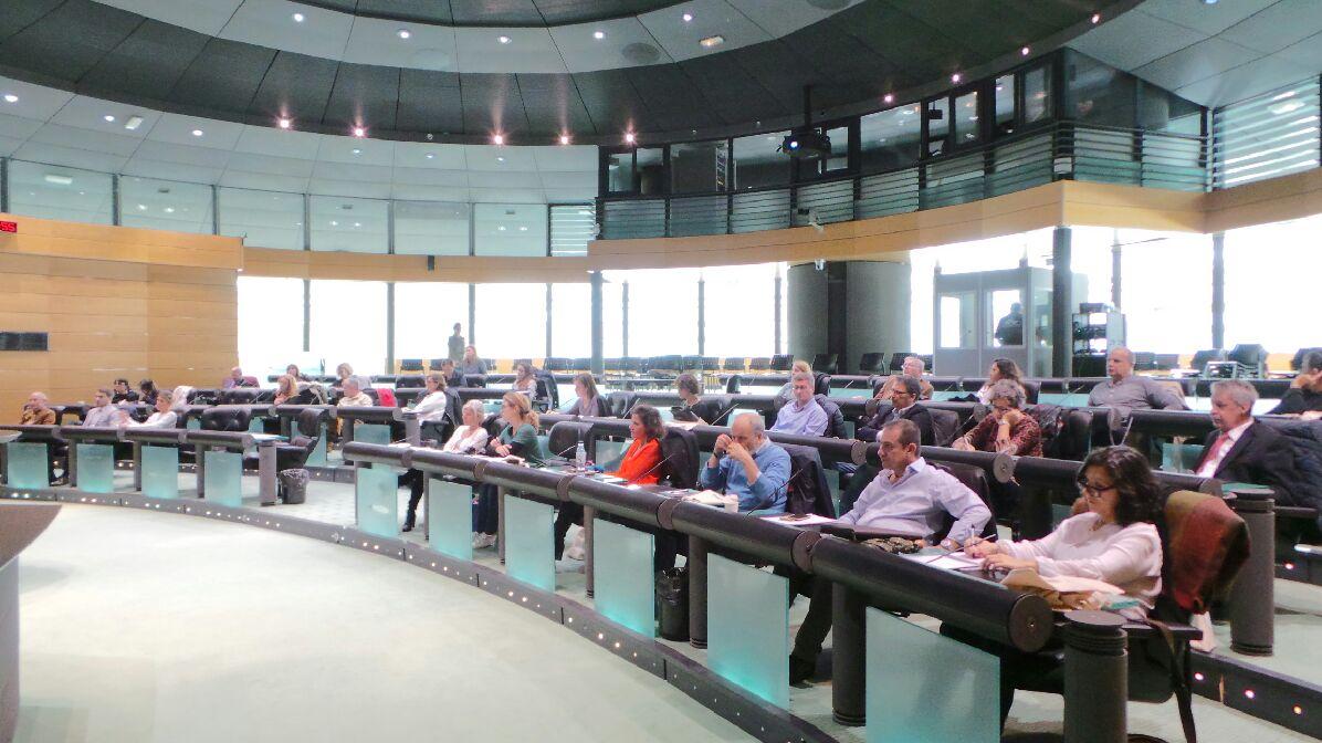 Séminaire de lancement du projet GRITACCESS aujourd'hui à Bastia