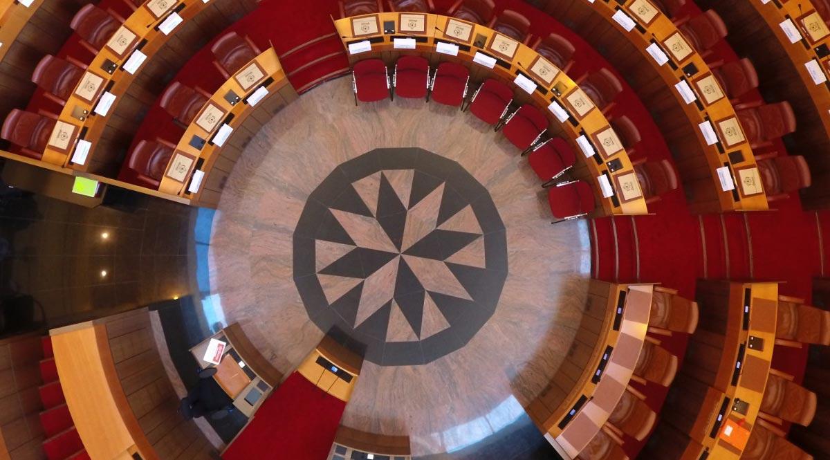 Session de l'Assemblée de Corse des 23 et 24 mai 2019
