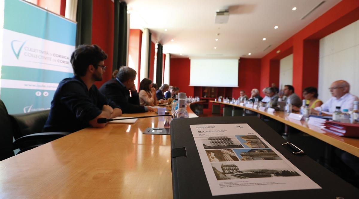 Conseil Scientifique Château de la Punta