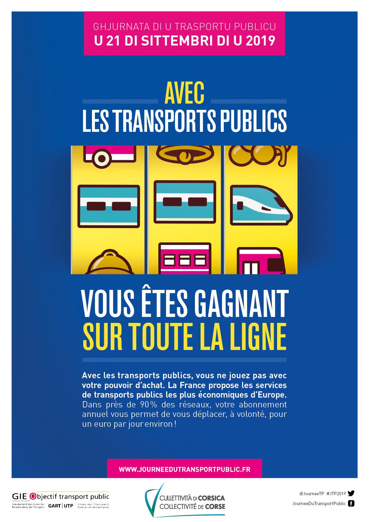Ghjurnata di u Trasportu Publicu di u 2019