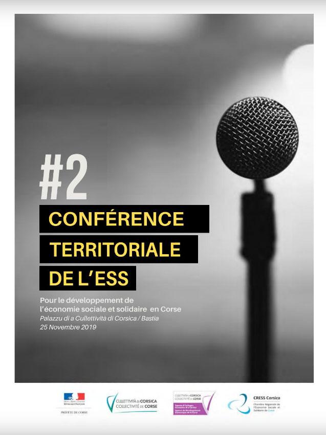 2e conférence territoriale de l'Economie Sociale et Solidaire