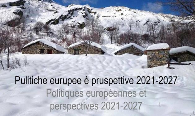 Montagne corse et Europe