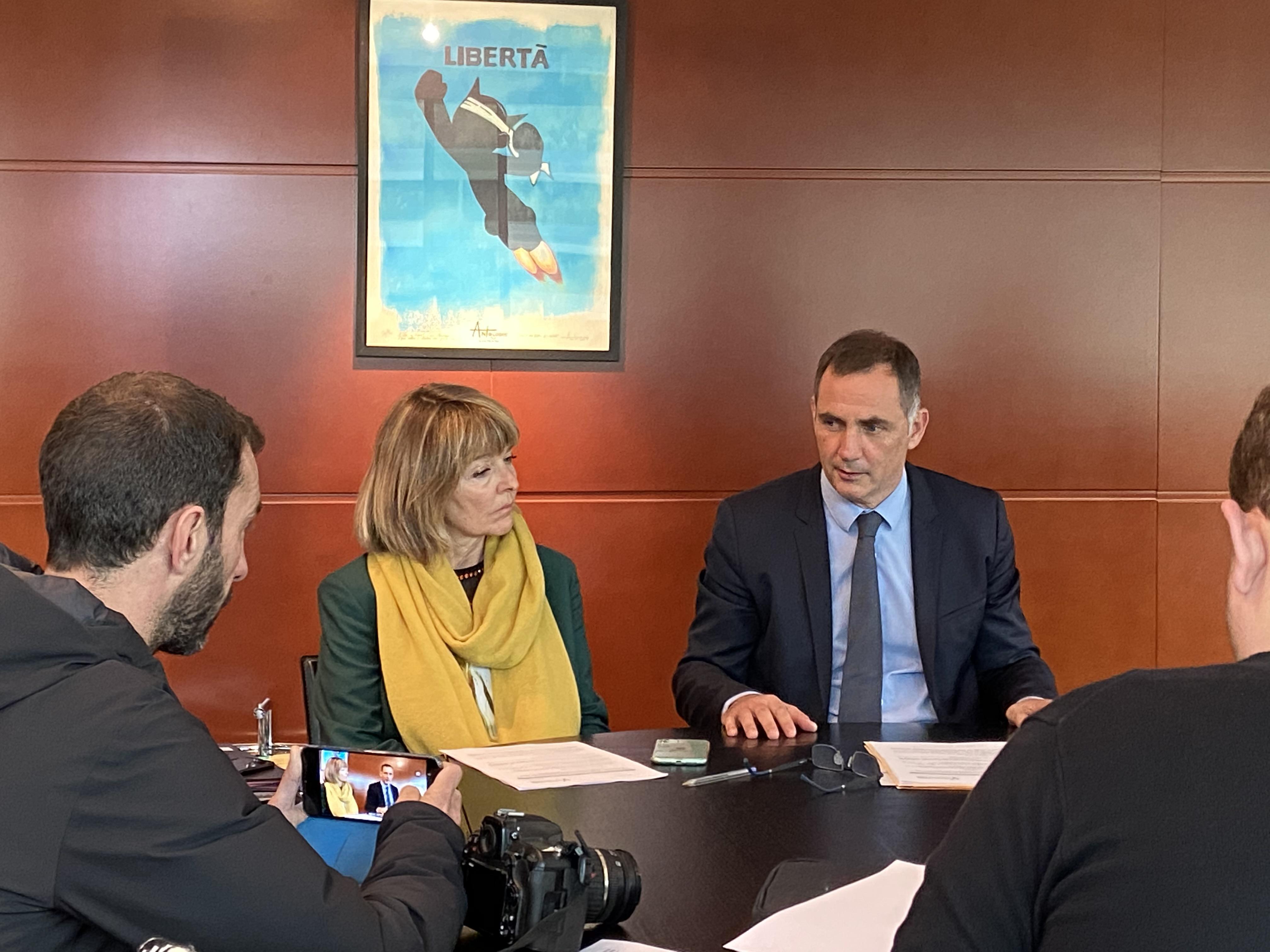 U Pianu in dece punti prupostu da u Cunsigliu Esecutivu di Corsica per fà fronte à u Coronavirus - Le Conseil exécutif de Corse propose un plan en 10 mesures pour lutter contre le Coronavirus