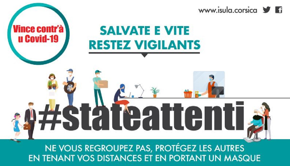 Sauvez des vies! #stateattenti