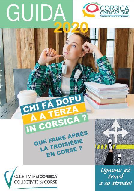 Guide «Chi fà dopu à a terza in Corsica» ?