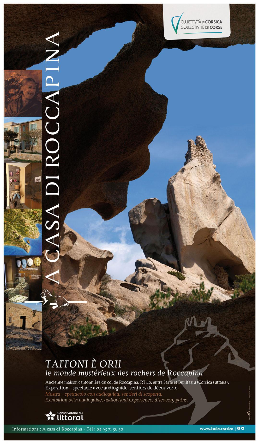 Réouverture du site A Casa Di Roccapina