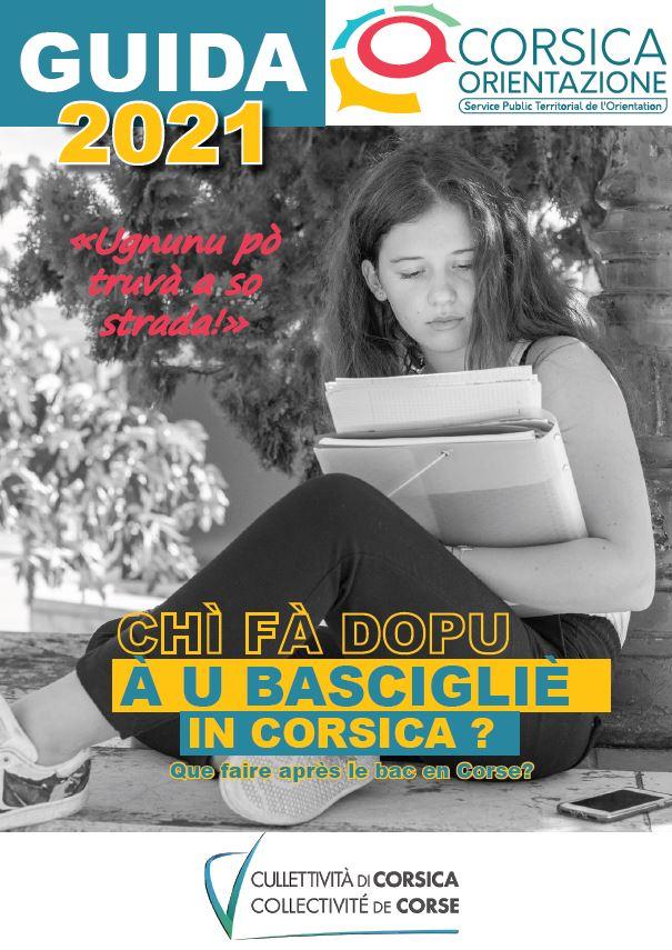Guide 2021 des formations après le Bac en Corse
