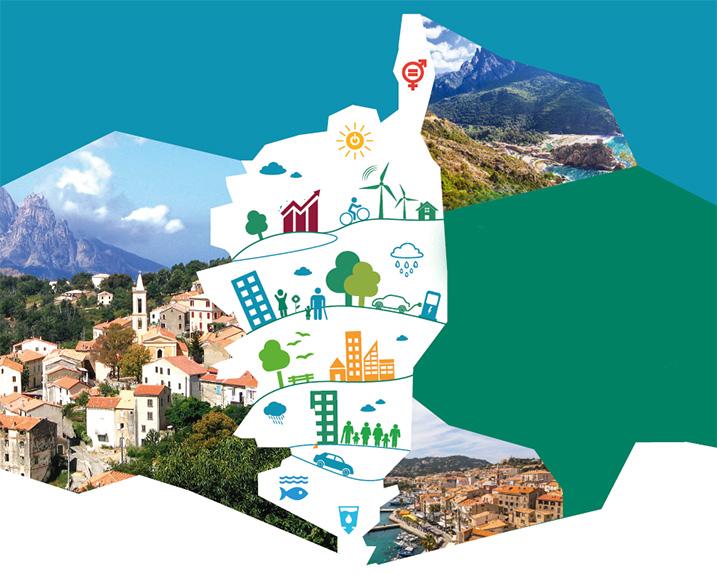 La Collectivité de Corse publie son rapport annuel 2020 de développement durable