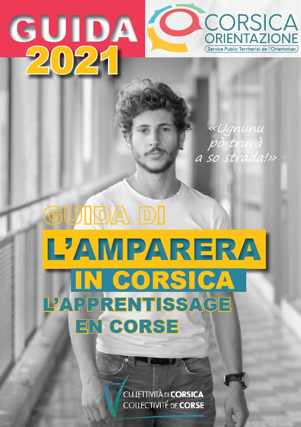 Guida 2021 di L'amparera in Corsica, l'apprentissage en Corse.