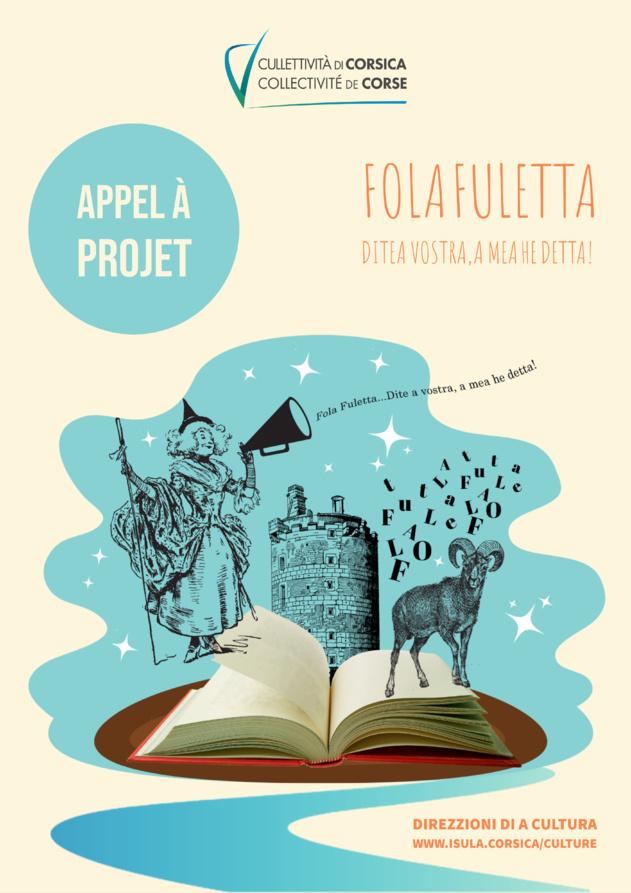 Appel à projet Fola fuletta dite a vostra, a mea hè detta