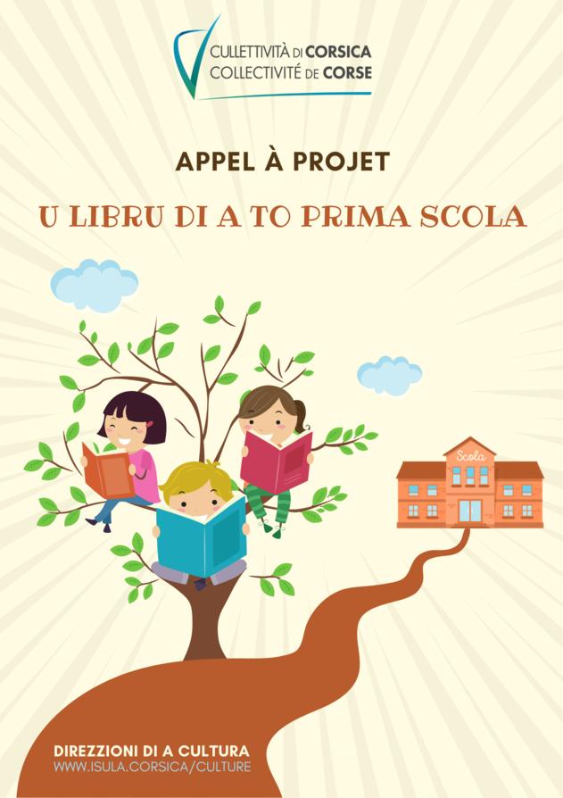 Appel à projet U libru di a to prima scola