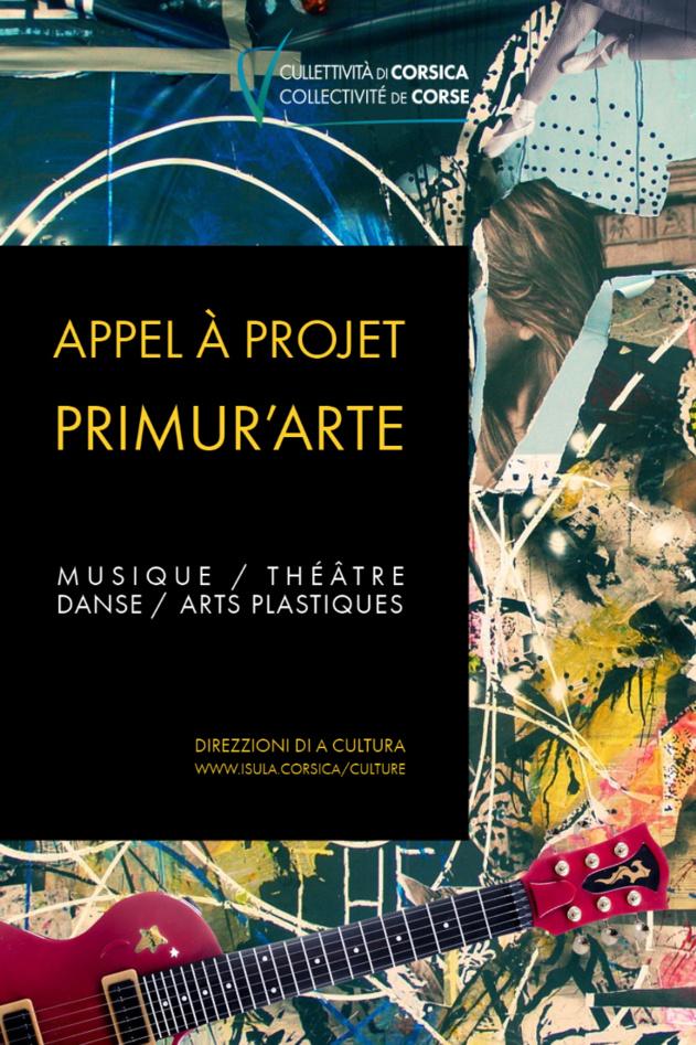 Appel à projet Primur'arte