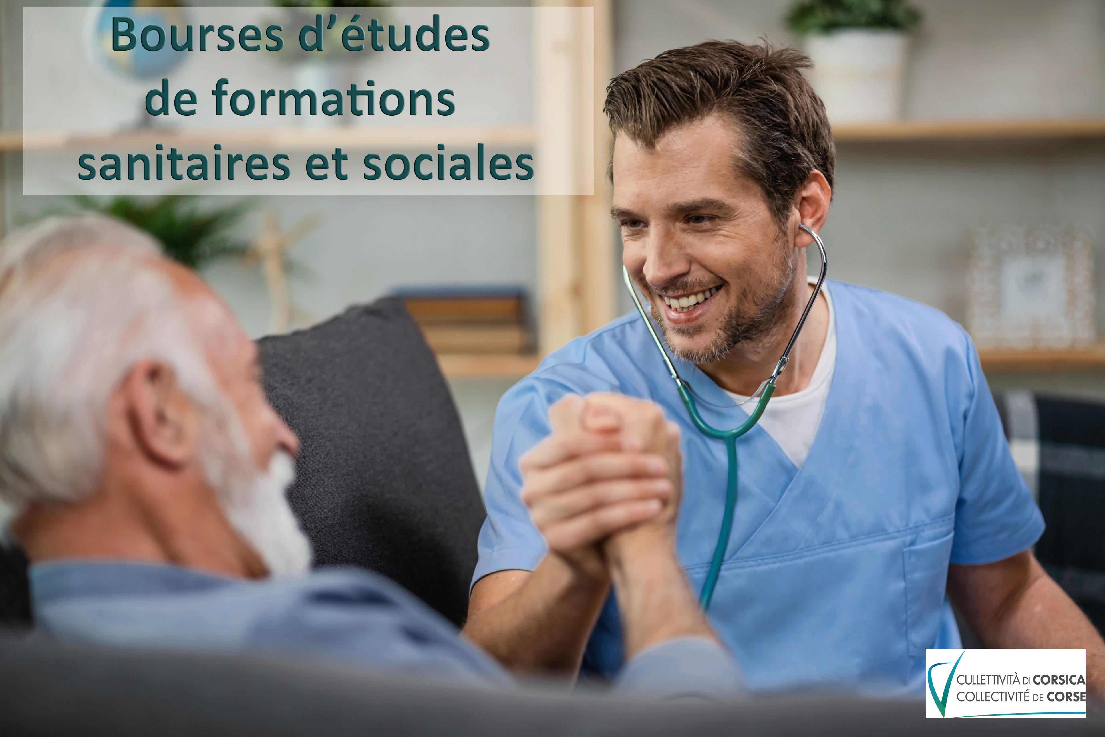 Bourses d'études de formations sanitaires et sociales