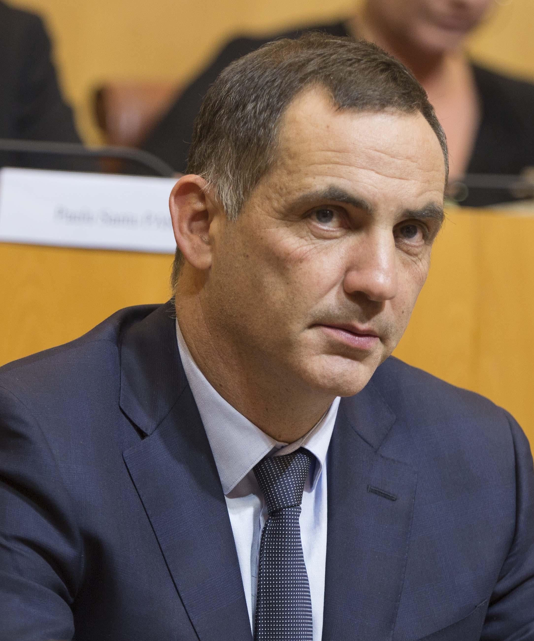 Discorsu di Gilles Simeoni, Presidente di u Cunsigliu esecutivu di Corsica, u 1mu di luddu di u 2021