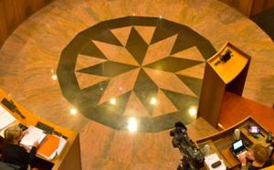 Assemblée de Corse : séance d'installation du 2 janvier 2018