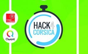 Hack4Corsica 2018 - Concours de développement informatique organisé au Palazziu Naziunale - Corti - les 15 et 16 janvier 2018
