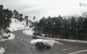 Etat des réseaux routiers sur les RD Haute-Corse - point de situation à 10h30
