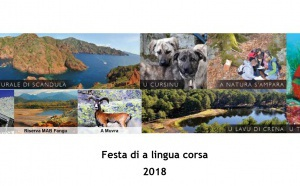 Festa di a lingua 2018 cù u Parcu di Corsica