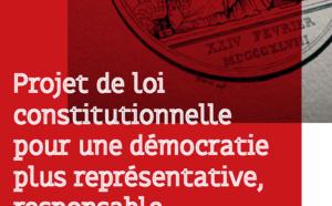 Réunion conjointe de la Commission des compétences législatives et réglementaires et de la Commission pour l'évolution statutaire de la Corse le 14 mai 2018