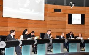 Séance d'installation de la Chambre des Territoires le 16 avril 2018 à Bastia
