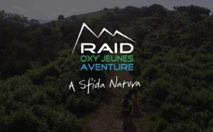 Raid Oxy Jeunes Aventure - A Sfida Natura -VIDEO