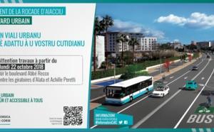 La rocade d'Aiacciu devient un boulevard urbain
