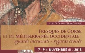 Colloque international sur les chapelles à fresques de Corse les 7, 8 et 9 novembre 2018 à Corti