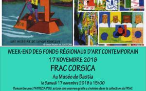 Week-end des FRACS les 17 et 18 novembre 2018