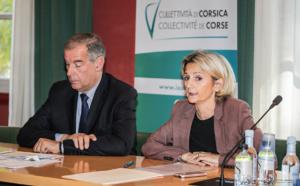 Comité de suivi des fonds européens les 14, 15 et 16 novembre 2018 en Corse