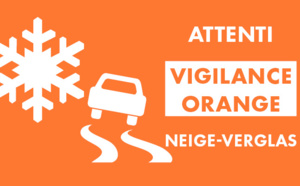 Vigilance orange neige-verglas sur la Corse