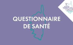 Assises Territoriales de la Santé - Questionnaire de santé