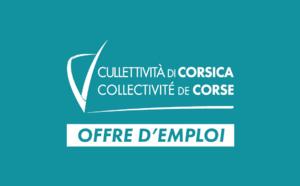 La Collectivité de Corse recrute un(e) Assistant(e) social(e) en contrat à durée déterminée CDD
