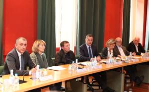 Conférence de Presse du Conseil exécutif de Corse sur la problématique des déchets en Corse