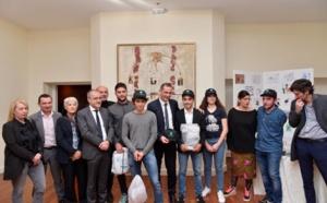 Présentation des « Imbasciatrice è imbasciatori spurtivi di Corsica »