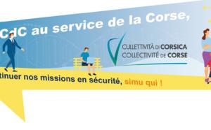 ALERTE / Allocution du Président du Conseil exécutif de Corse, Gilles Simeoni en début de soirée