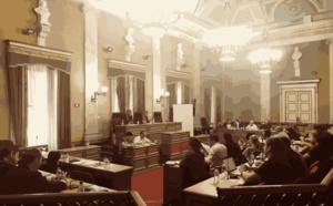 Réunion de la commission Permanente du 1er juillet