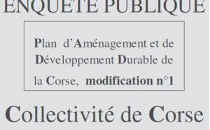 ENQUÊTE PUBLIQUE PADDUC - ESA