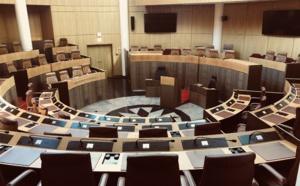 Sessione strasurdinaria di l'Assemblea di Corsica di i 21 è 22 di dicembre di u 2020