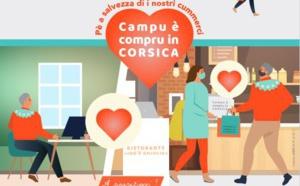 La Collectivité de Corse lance sa campagne Campu è compru in Corsica