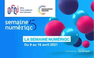 Appel à candidatures pour la semaine du numérique de Québec