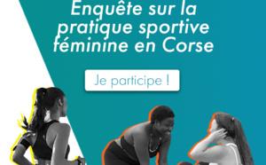 Participez à l'enquête de la Collectivité de Corse sur la pratique sportive féminine en Corse