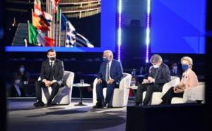 """Cérémonie d'ouverture de la conférence sur le """"Futur de l'Europe"""""""