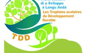I trufei scularii di u sviluppu a longu anda - Les trophées scolaires du développement durable - PALMARES 2021