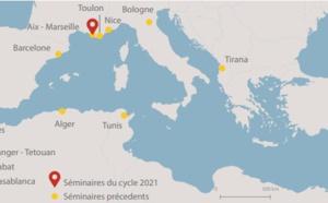 """Cycle 2021 : Séminaires Métropolitains """"Du projet à l'action"""""""
