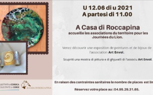 A Casa di Roccapina accueille les associations du territoire pour les Journées du Lion