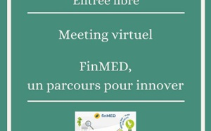 Meeting virtuel : FinMED, un parcours pour innover