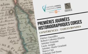 Premières journées historiographiques corses