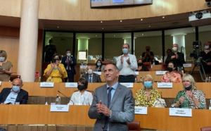 Election du Conseil exécutif de Corse - Election du Président du Conseil exécutif de Corse